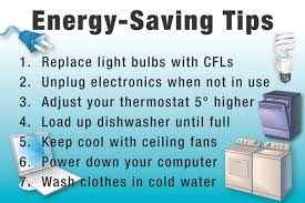 Home Improvement Choices; Conserve Energy & Protect the Environment