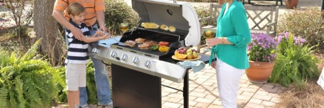 Backyard Grill Safety Tune-up